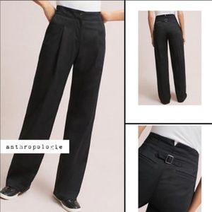 """Anthropologie """"The Essential"""" Wide Leg Pant"""